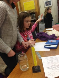 Measuring the mass of chewed gum!