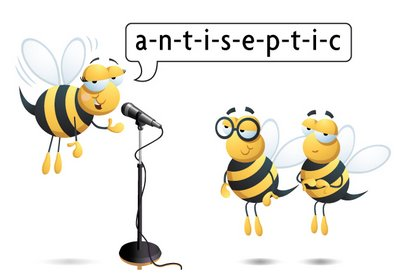 Put your spelling caps on for Tuesday's Bee!