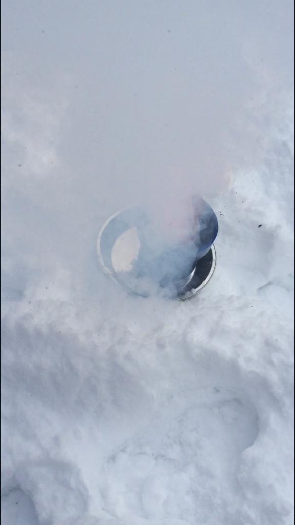Smokin!