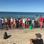 Beach Glass Clean-Up